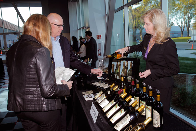 San Jose Sharks Wine Tasting Fundraiser