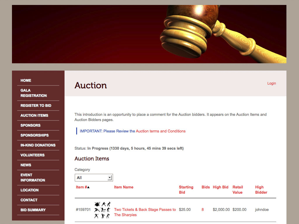 auction-screenshot