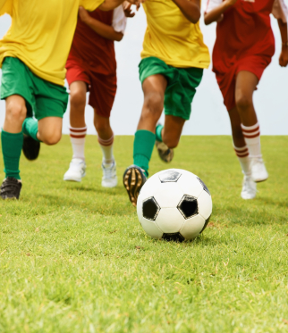 Get the ball rolling on sports fundraising this summer!