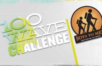 100 Wave Challenge