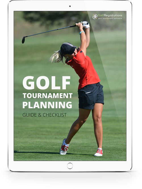 Golf Tournament Planning Guide & Checklist