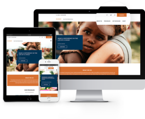 Non-profit Websites
