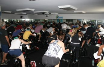Spinning for a cure