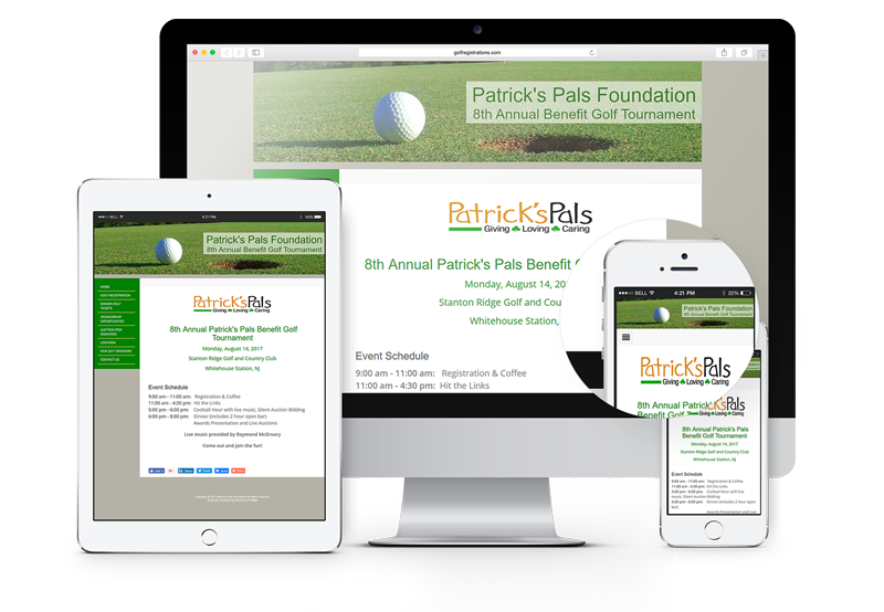 Golf Tournament Software