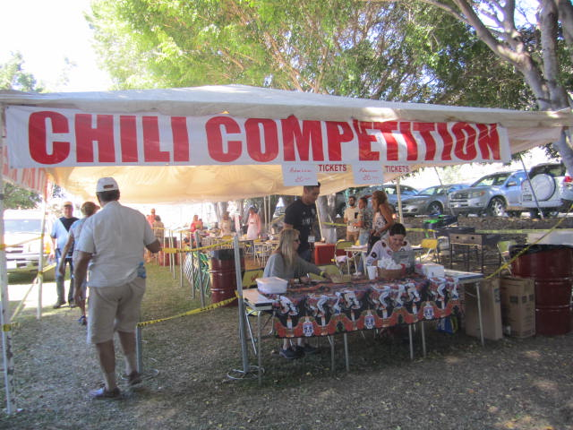 How to Run a Chili Cook Off Fundraiser