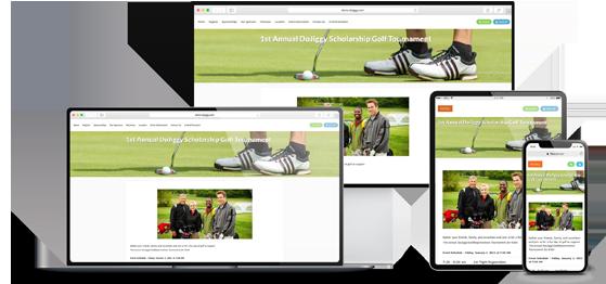 DoJiggy Golf Pro for Topgolf fundraisers
